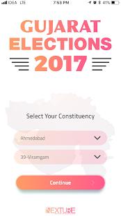 Gujarat Elections 2017 - náhled