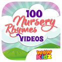 100 Videos Kids Nursery Rhymes icon