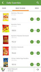 MovinCart-Grocery Shopping App screenshot 3