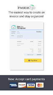 Proatmealus  Unusual Invoice Amp Estimate Invoicego  Android Apps On Google Play With Licious Invoice Amp Estimate Invoicego Screenshot Thumbnail  With Endearing Business Invoice App Also Electronic Invoices In Addition Invoice Printer And Create Invoices Online As Well As How To Write A Invoice Additionally Online Invoice Maker From Playgooglecom With Proatmealus  Licious Invoice Amp Estimate Invoicego  Android Apps On Google Play With Endearing Invoice Amp Estimate Invoicego Screenshot Thumbnail  And Unusual Business Invoice App Also Electronic Invoices In Addition Invoice Printer From Playgooglecom