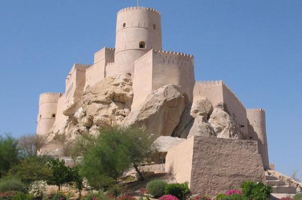 Nakhl's fortress