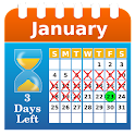 Calendario Cuenta Regresiva