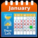 Countdown Calendar - Widget icon
