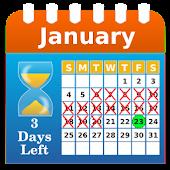 Countdown Calendar - Widget