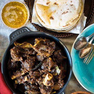Mutton Do Pyaza and A New Beginning