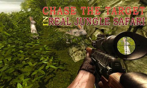 Wild Rabbit Hunter Simulator