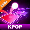 KPOP Hop: BTS, BLACKPINK Rush Dancing Tiles Hop! icon