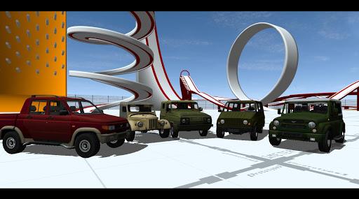 4x4 Russian Next Gen Car Game