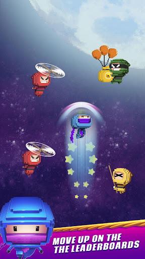 Ninja Up! - Endless arcade jumping  screenshots 4
