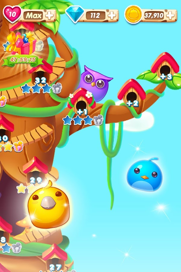 Bird Paradise- screenshot