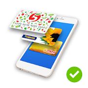 Скидочные карты в телефоне | getCARD