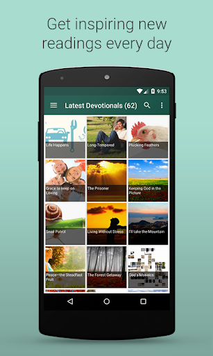 Bible Gateway - Google Play Android 應用程式