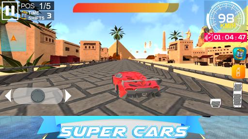 Fury Super Cars 2020 android2mod screenshots 12