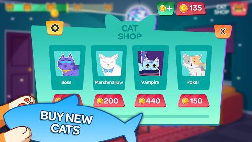 cat party: dance clicker screenshot 3