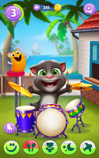 My Talking Tom 2 apkmr screenshots 9