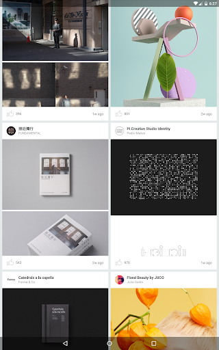 Behance 6.2.3 Apk for Android 9