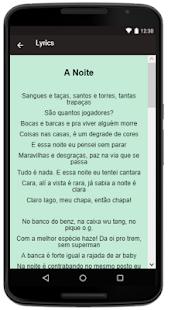 Cacife Clandestino Songs+Lyric - náhled