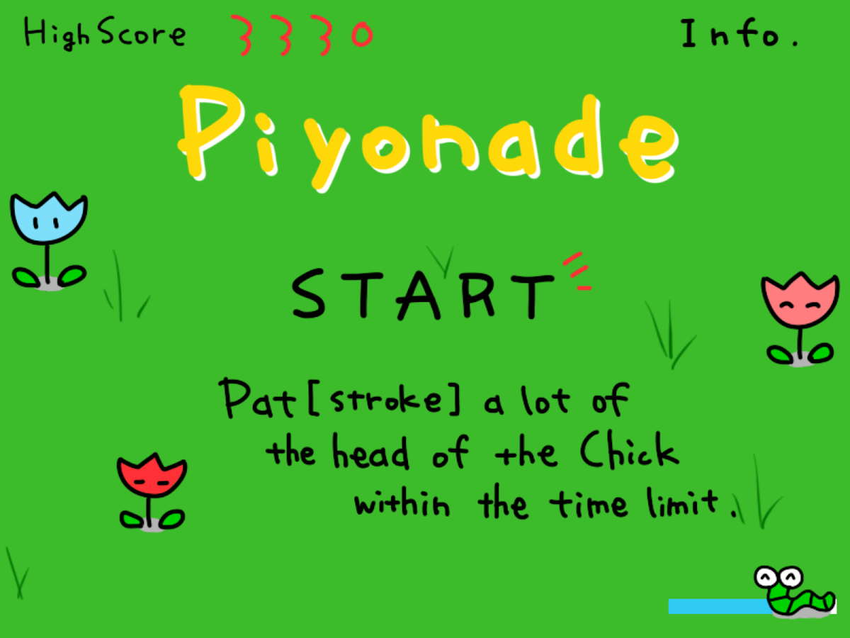 Piyonade- screenshot
