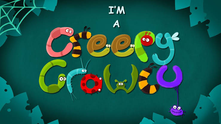 best educational kids shows abc iview i'm a creepy crawly