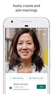 Google Meet – Secure Video Meetings 1