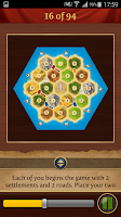 Screenshot of Catan Game Assistant