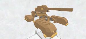 多足歩行型二式戦車 無料版