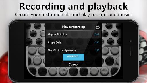 Accordion Chromatic Button  screenshots 3