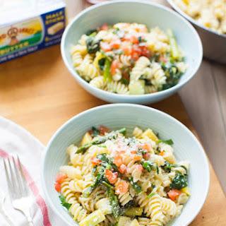 Summer Vegetable Pasta.