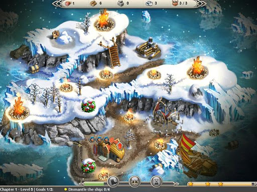 Viking Saga 2: New World screenshot 2