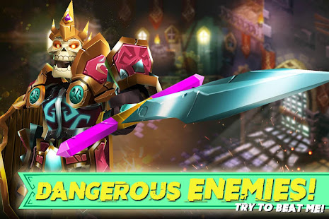 Dungeon Legends - PvP Action MMO RPG Co-op Games APK for Blackberry