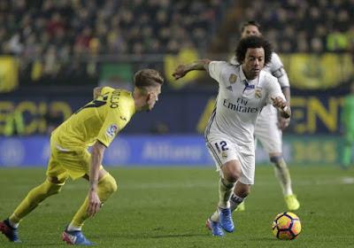 Mauvaise nouvelle pour Marcelo