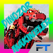 Dinozor Makineler Macera Icon