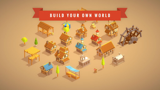 Pocket Build - Ultimate sandbox building modavailable screenshots 3