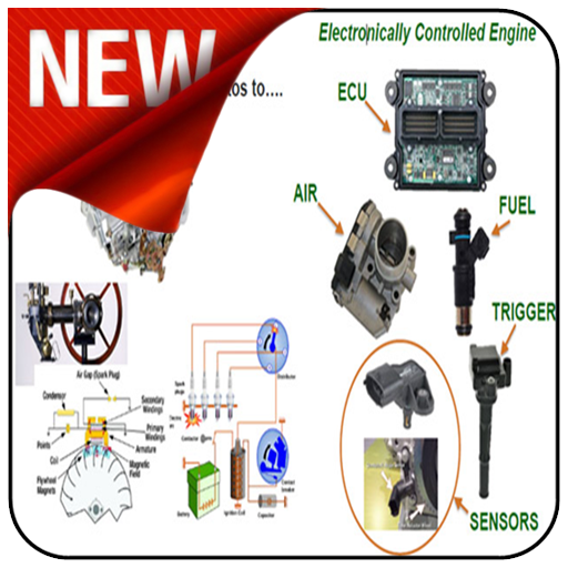 Electronic Controlled Engine – Apps bei Google Play