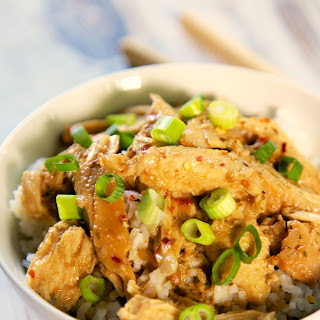 {Freezer Meal} Honey Teriyaki Chicken