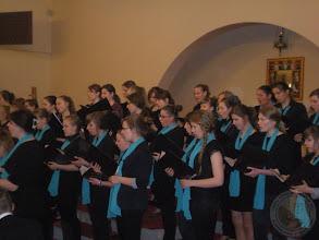 Photo: Koncert Chóru PG 20 w Kościele p.w. Bł. B. Lament w ramach Festiwalu Nauki i Sztuki