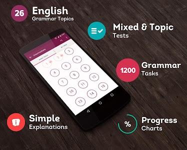 English Grammar Test v1.8.5 Ad Free