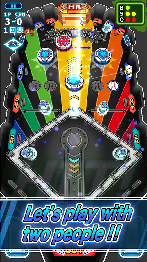 BasePinBall- screenshot