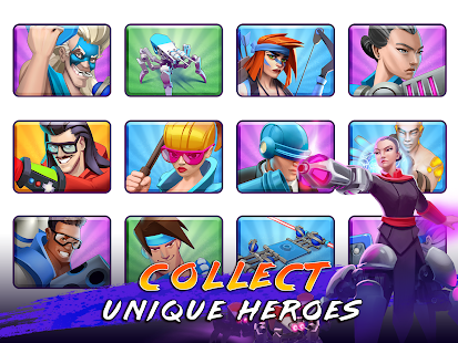 Rumble Heroes™ 17