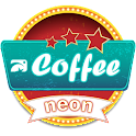 Coffee Neon icon