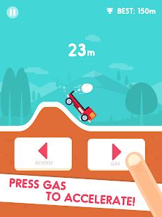 Egg Car - Don't Drop the Egg!: miniatura da captura de tela