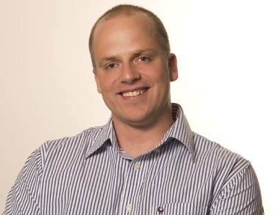 Chris Hewitt, solutions manager at iOCO.