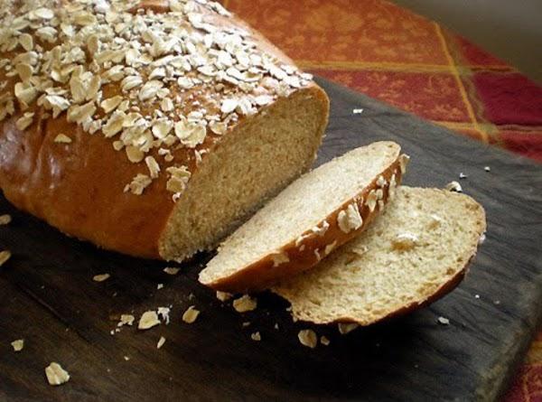Oatmeal Molasses Bread Recipe