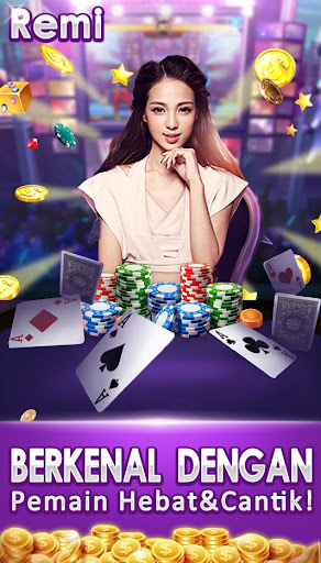 remi joker poker capsa susun Domino qq gaple pulsa 1.4.3 Screenshots 7