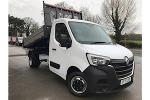 2021 RENAULT MASTER ML35 BUSINESS DCI