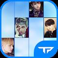 BTS Fake Love Piano Tiles