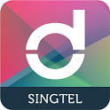 Singtel Dash icon