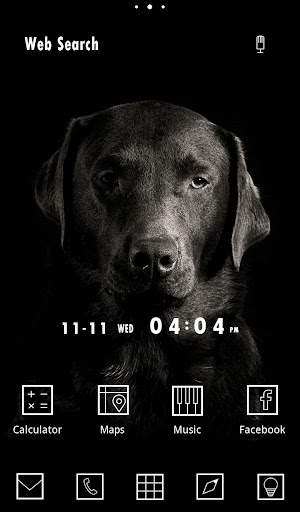 Wallpaper-Dog in the Dark- 1.0.0 Windows u7528 1