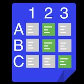 Rubric Scorer (free)