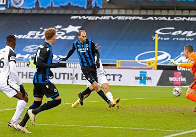 Dominant Club Brugge buigt na rust achterstand om en zet KRC Genk op twaalf punten